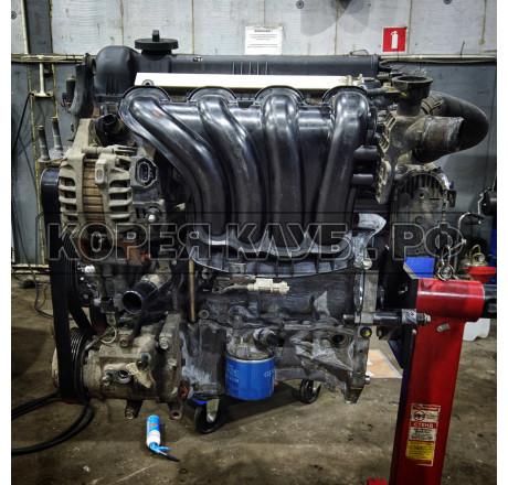 Легковой замена бензинового двигателя