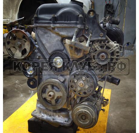 Легковой капитальный ремонт бензинового двигателя