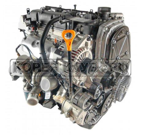 Коммерческий капитальный ремонт бензинового двигателя