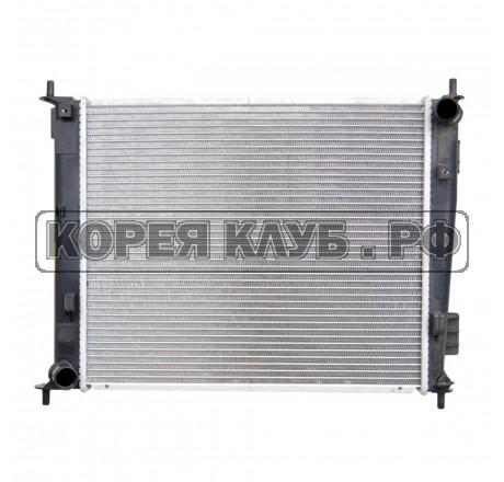 Кроссовер замена радиатора охлаждения ДВС
