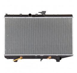 Легковой замена радиатора охлаждения ДВС