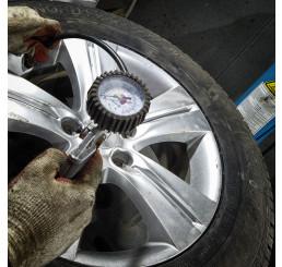 Сезонная смена шин: внедорожник, кроссовер, минивэн, микроавтобус