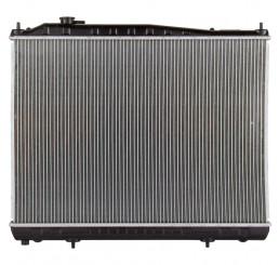 Минивэн замена радиатора охлаждения ДВС