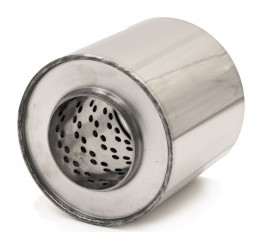 Кроссовер замена катализатора на пламегаситель
