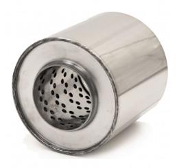 Внедорожник замена катализатора на пламегаситель